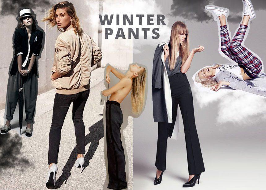 Οδηγός αγοράς: Τα 30 παντελόνια που θα αποθεώσουν το χειμερινό σου στιλ | tlife.gr