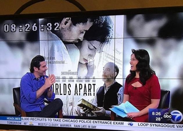 Χριστόφορος Παπακαλιάτης: Η συνέντευξή του στο ABC με αφορμή την ταινία του [vid]