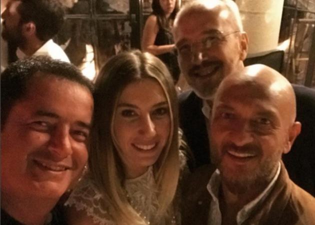 Acun Ιlicali: Διήμερο χλιδάτο γλέντι στο St Tropez για το γάμο του Τούρκου καναλάρχη! [pics,vids]