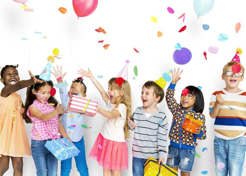 Τα 4 μεγάλα trends που θα δούμε το 2018 στα παιδικά πάρτι! | tlife.gr