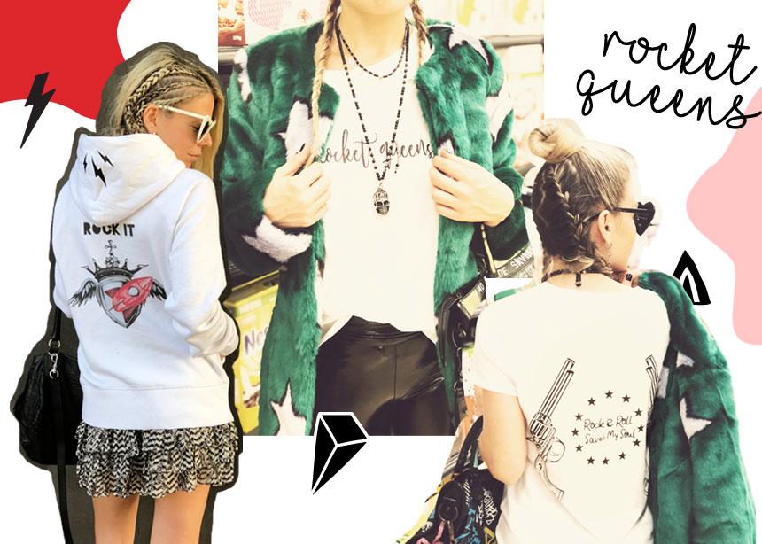 Rocket Queens: Για τα κορίτσια με ελεύθερο πνεύμα που θέλουν να ροκάρουν με το στιλ τους! | tlife.gr
