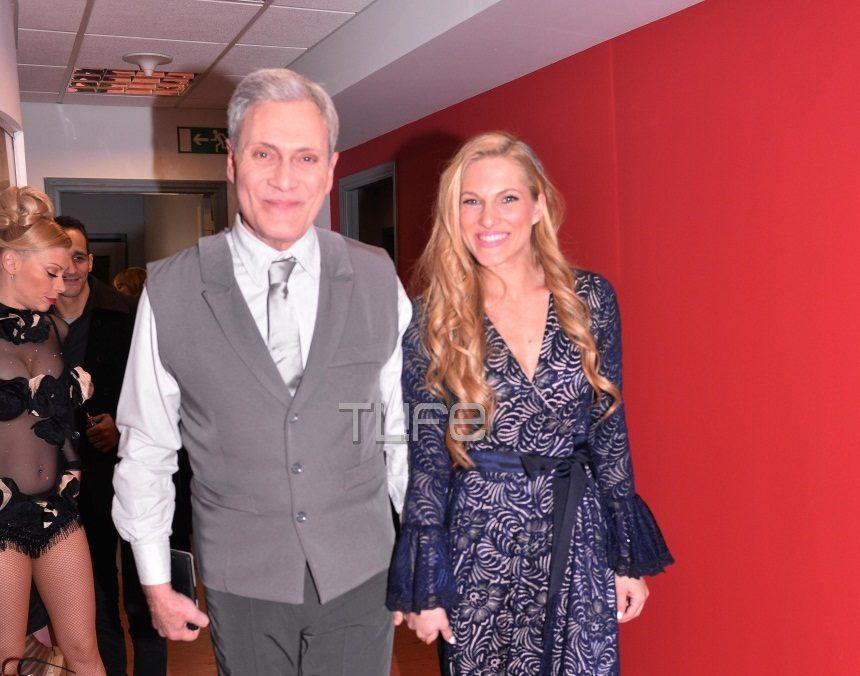 Σάρα Εσκενάζη: Πήγε στο Dancing with the stars να απολαύσει τον μπαμπά της! Backstage φωτογραφίες | tlife.gr