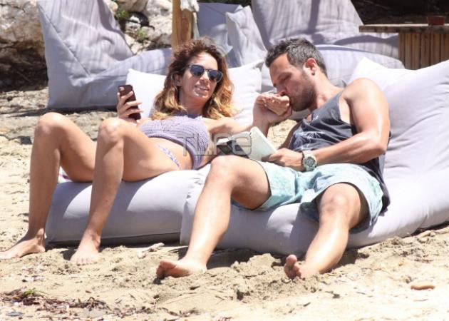 Σάββας Πούμπουρας – Αρετή Θεοχαρίδη: Οι πρώτες τους διακοπές ως παντρεμένο ζευγάρι! [pics]   tlife.gr