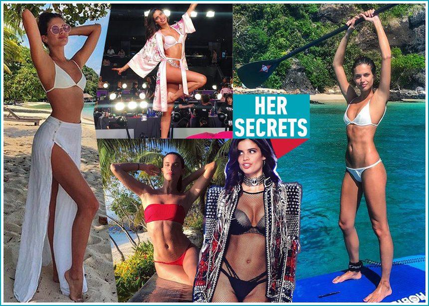 Η Sara Sampaio σιχαίνεται τις δίαιτες αλλά κρύβει μυστικά αδυνατίσματος που θα σε εκπλήξουν   tlife.gr