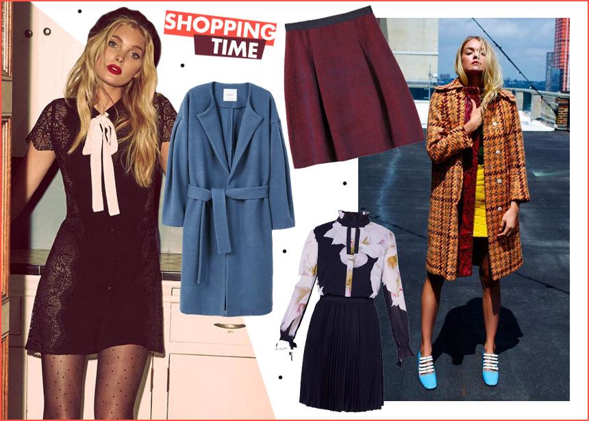Φούστες, φορέματα, παλτό: Υπέροχες προτάσεις μόνο στη βιτρίνα του TLIFE | tlife.gr