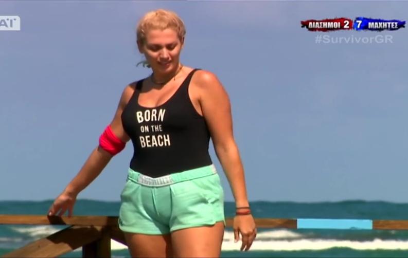 Survivor 2: Το twitter στηρίζει την Κωνσταντίνα Σπυροπούλου και τις νίκες της!   tlife.gr