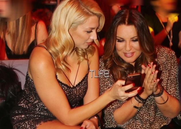 Ναταλία Γερμανού – Κωνσταντίνα Σπυροπούλου: Νέες φωτογραφίες από την κοινή βραδινή έξοδο!   tlife.gr