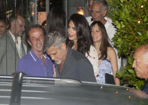 George Clooney – Amal Alamuddin: Η πρώτη έξοδος του ζευγαριού μετά την γέννηση των διδύμων! [pics]