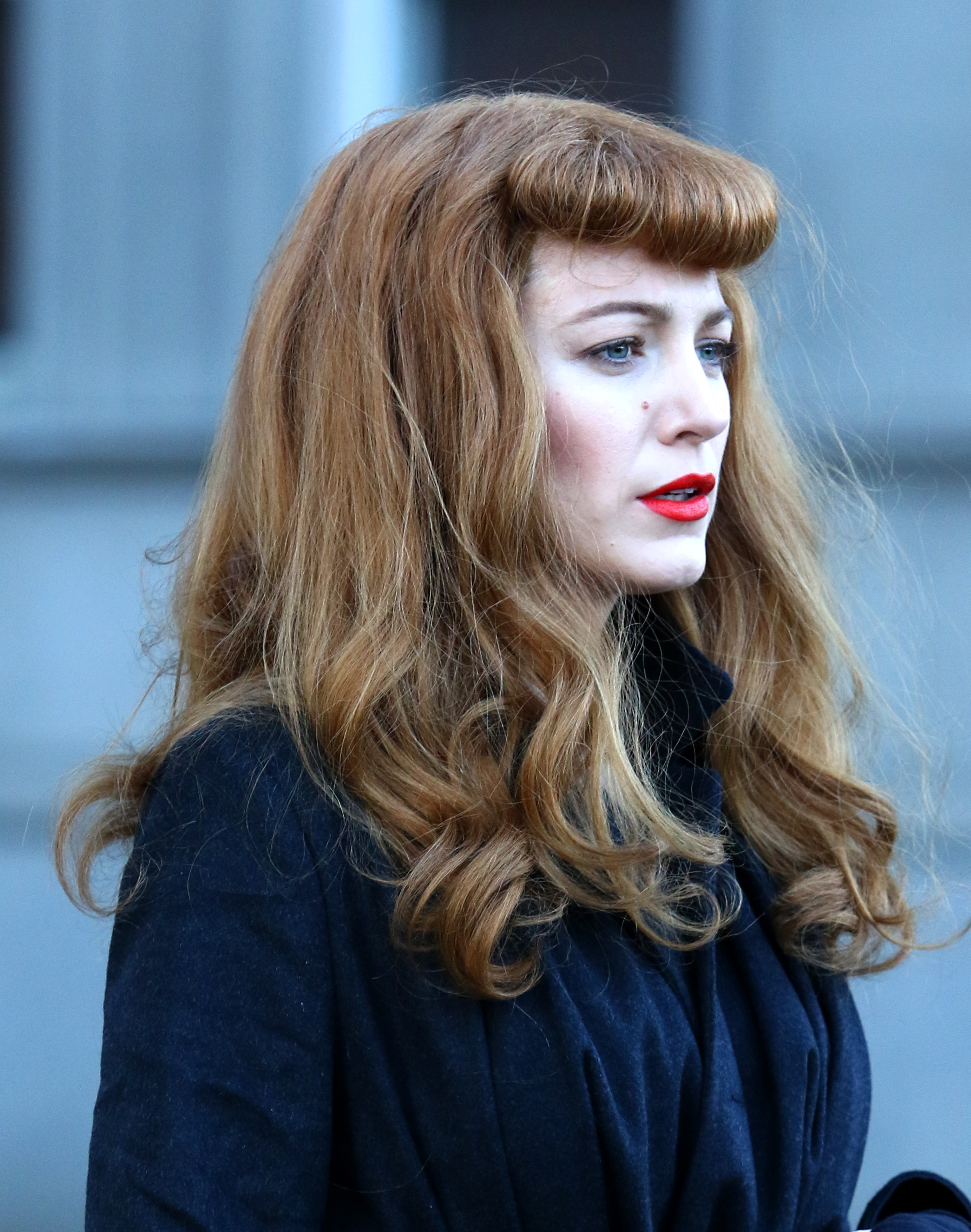 Η Blake Lively με δύο διαφορετικά μαλλιά την ίδια μέρα! | tlife.gr