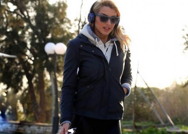 Kωνσταντίνα Σπυροπούλου: Οι όμορφες στιγμές της στα χιόνια! | tlife.gr