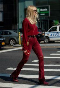 Νέα Υόρκη με total red