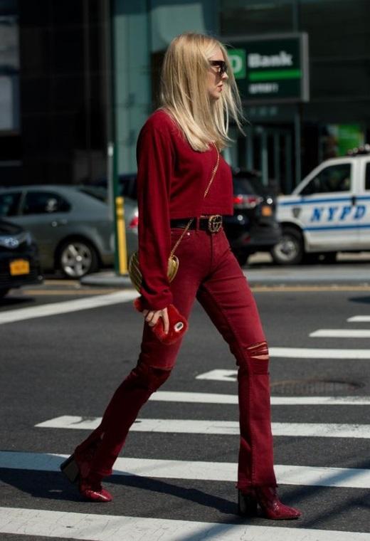 Νέα Υόρκη με total red | tlife.gr