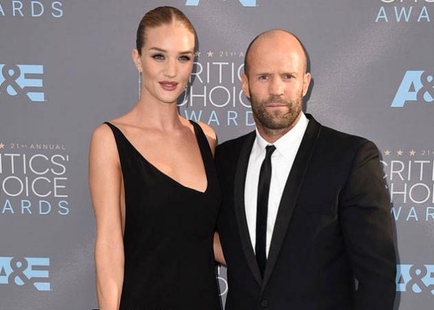 Jason Statham – Rosie Huntington – Whiteley: Περιμένουν το πρώτο τους παιδί!