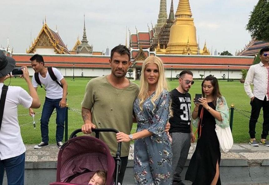 Στέλιος Χανταμπάκης: Ταξίδι στην Ταϊλάνδη με την οικογένειά του! [pics,vid] | tlife.gr