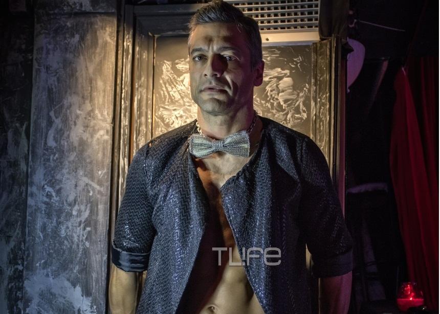 Στέλιος Κρητικός: Η σέξι φωτογράφιση για fashion event του Δημήτρη Στρέπκου! [pics,vid] | tlife.gr