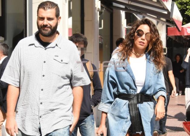 Κατερίνα Στικούδη: Νέες φωτογραφίες από τις βόλτες με τον σύντροφό της στο Κολωνάκι! | tlife.gr