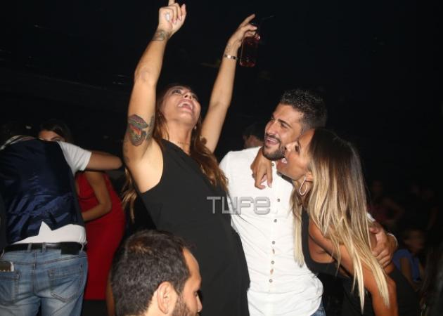 Survivor: Μαχητές και Διάσημοι έγιναν μια ομάδα και διασκέδαζαν στον Κωνσταντίνο Αργυρό! [pics]