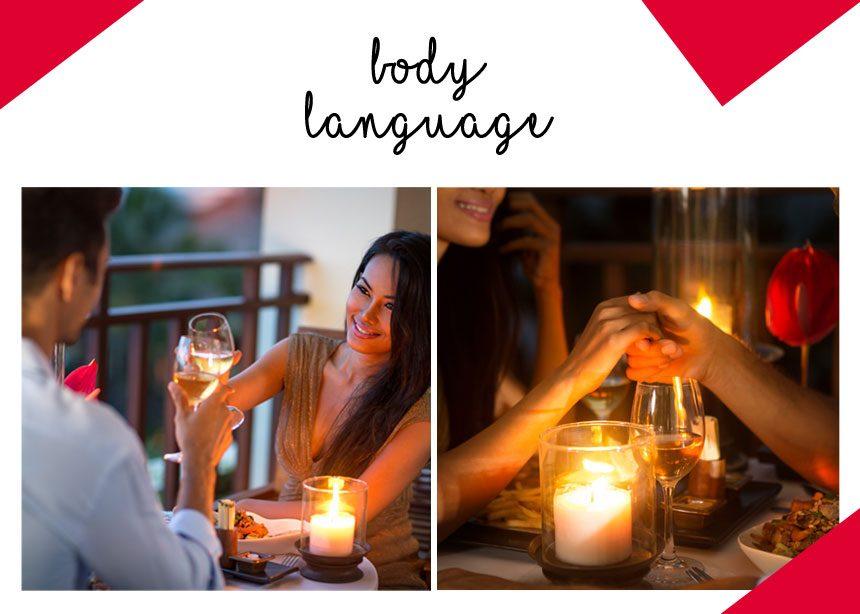 Ραντεβού με τη γλώσσα του σώματος