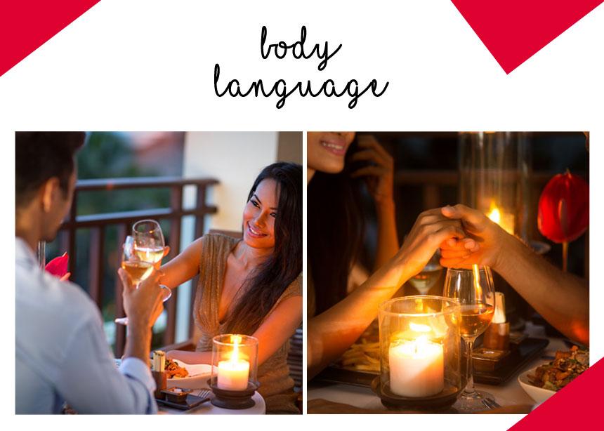 Γλώσσα του σώματος: Τσέκαρε τις κινήσεις που θα σου δείξουν ότι σε θέλει | tlife.gr