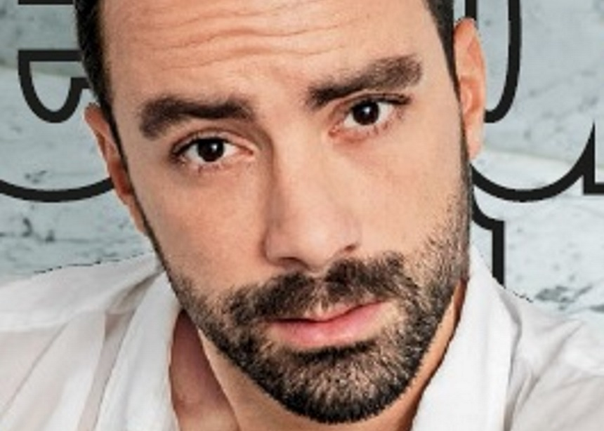 Σάκης Τανιμανίδης: Η φωτογράφιση που έκανε πριν φύγει για τον Άγιο Δομίνικο! Backstage video | tlife.gr