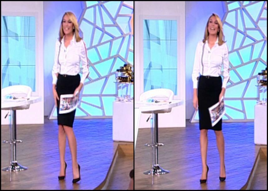 Το look της Τατιάνας σήμερα (22/1) | tlife.gr