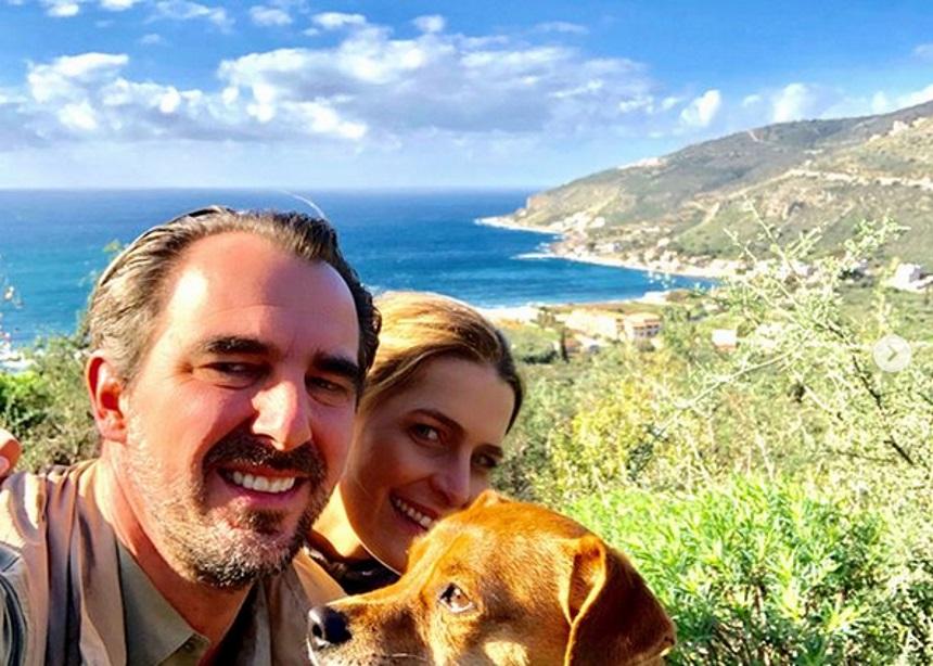 Τατιάνα Μπλάτνικ – Νικόλαος: Το album του ταξιδιού τους στη Μάνη | tlife.gr