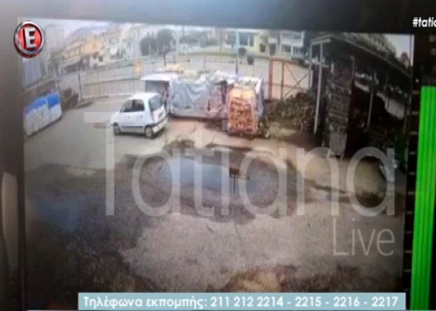 Βίντεο-ντουκουμέντο στην Tatiana Live: Το αυτοκίνητο της 44χρονης λίγο πριν την τραγωδία | tlife.gr