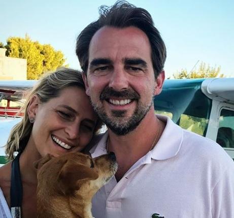 Οι γλυκιές ευχές του Νικόλαου στη σύζυγό του Τατιάνα Μπλάτνικ! [pic] | tlife.gr