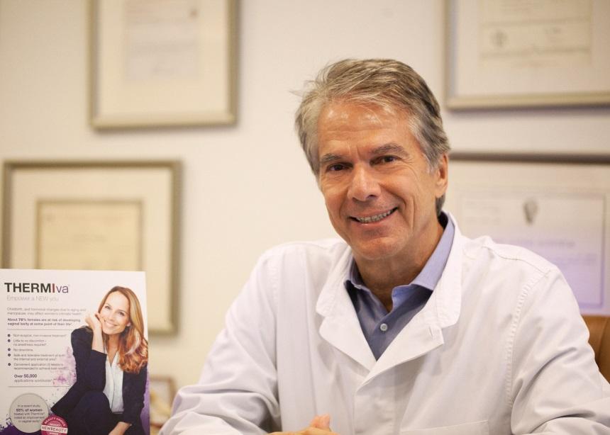 Μια θεραπεία κολπικής αναζωογόνησης από τον Dr. Πέτρο Νικολαΐδη