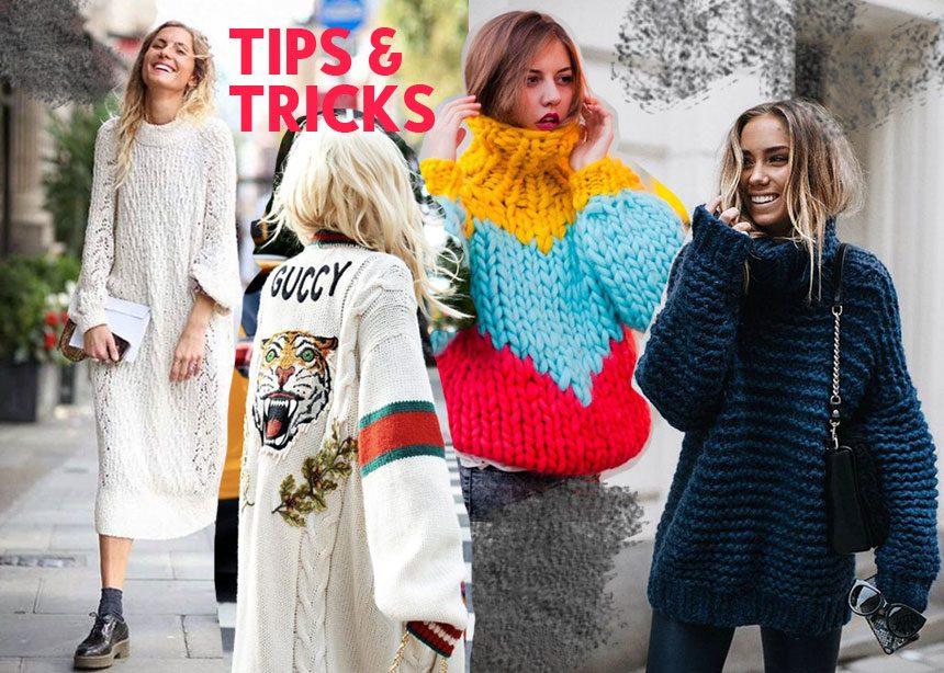 4cef8aa88aaf Πως να περιποιείσαι σωστά τα πλεκτά σου ρούχα - TLIFE