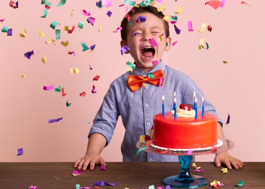 Γιατί τόσα πολλά παιδάκια νηπιακής ηλικίας μισούν τα πάρτι γενεθλίων;   tlife.gr
