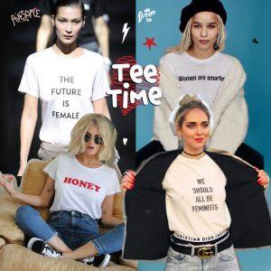 Πες το με ένα t-shirt! Εσένα, τι μήνυμα μεταφέρει το μπλουζάκι σου;