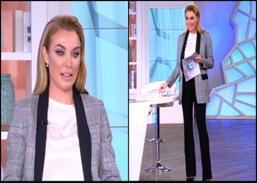 Το look της Τατιάνας σήμερα (16/1) | tlife.gr