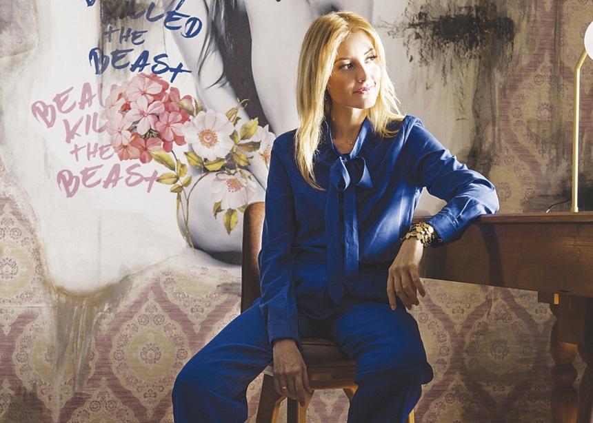 Ράνια Τζίμα: «Δεν ασκεί καμία γοητεία πάνω μου η εμπλοκή με την πολιτική» | tlife.gr