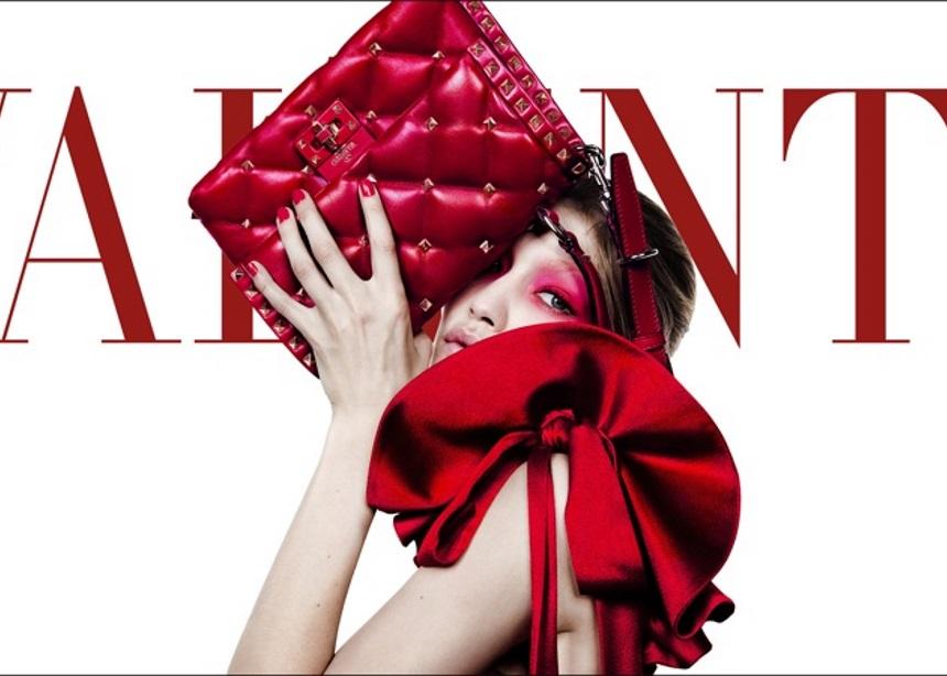 Η Gigi Hadid πρωταγωνιστεί στη νέα καμπάνια του Valentino | tlife.gr