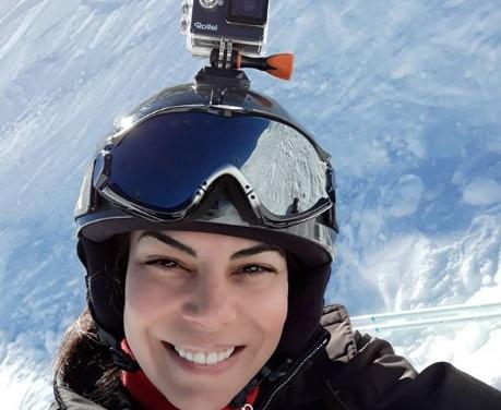 Εύη Βατίδου: Στον Παρνασσό με τη κόρη της για σκι! [pics] | tlife.gr