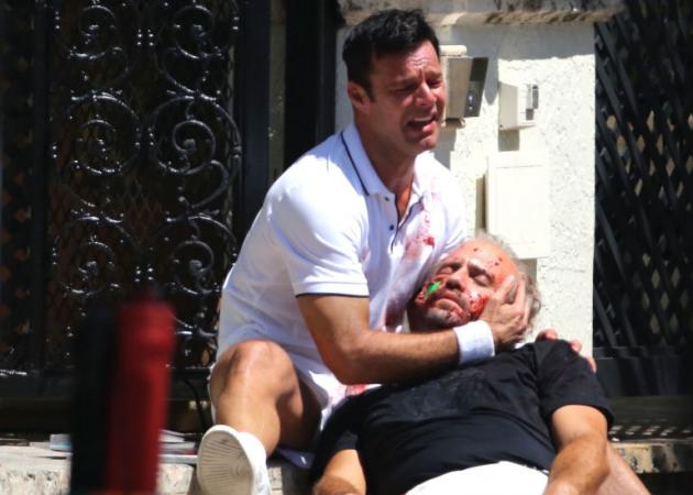 Versace: Όργη για την σκηνή του θανάτου του στην νέα σειρά American Crime Story [pics]