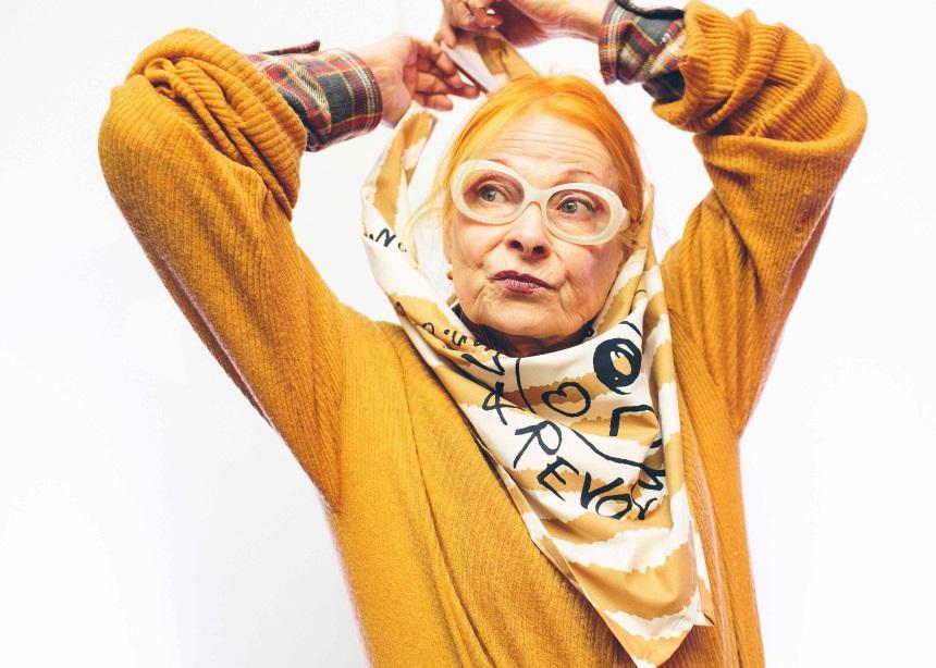 Δυσαρεστημένη η Vivienne Westwood από το ντοκιμαντέρ με θέμα τη ζωή της. Τι συνέβη; | tlife.gr