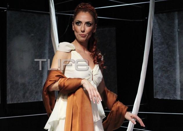 Η Ματθίλδη Μαγγίρα ενσαρκώνει την Ξανθίππη! | tlife.gr