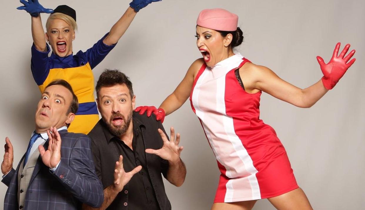 Mάνος Παπαγιάννης: Η επίσημη ανακοίνωση του θεάτρου για την απομάκρυνσή του από την παράσταση! | tlife.gr