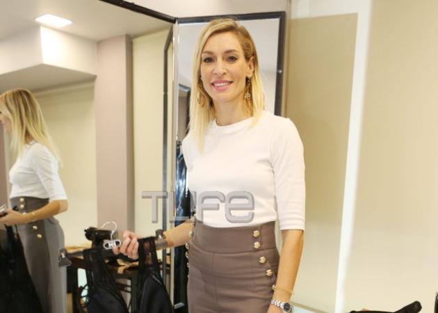 Ζέτα Δούκα: Κάνει fitting στον οίκο Kathy Heyndels λίγο πριν εμφανιστεί στην 22η AXDW! [pics] | tlife.gr