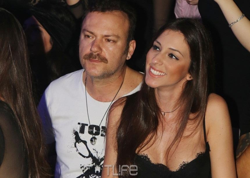 Τόνυ Δημητρίου: Διαχυτικές στιγμές με την καλλονή σύντροφό του! [pics] | tlife.gr