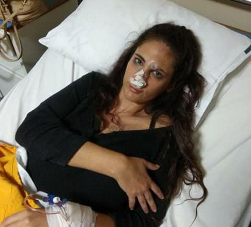Ναστάζια Μητροπούλου: Σοκάρουν οι φωτογραφίες του γνωστού μοντέλου από το νοσοκομείο   tlife.gr