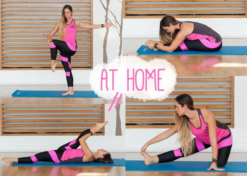 Μην ξεχνάς ποτέ τις ασκήσεις stretching… γιατί είναι απαραίτητες για τους μύες σου!   tlife.gr