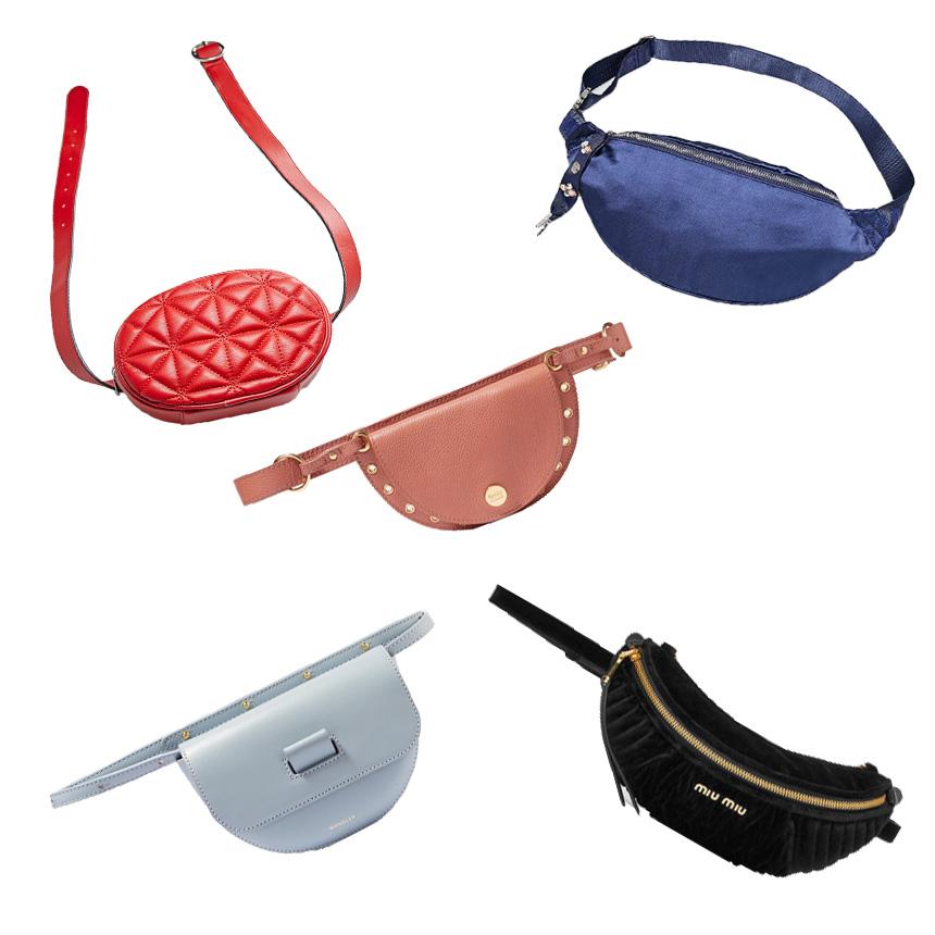 Belt bags | tlife.gr