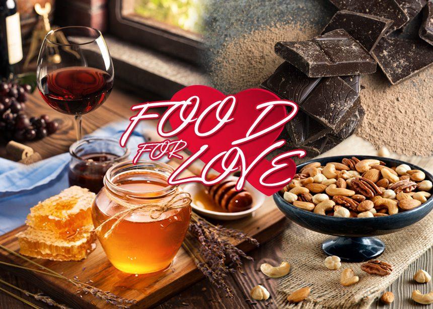 Άγιος Βαλεντίνος 2018: Οι τροφές που ενισχύουν τη σεξουαλική επιθυμία και απόλαυση | tlife.gr