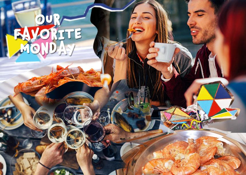 """Πόσες θερμίδες έχουν τα """"διάσημα"""" πιάτα της Καθαράς Δευτέρας. Τι να προσέξεις και τι να επιλέξεις"""