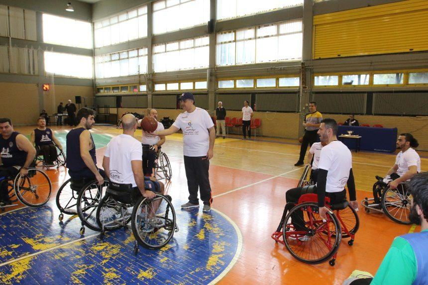 Aγώνας Μπάσκετ με δύναμη ψυχής! | tlife.gr