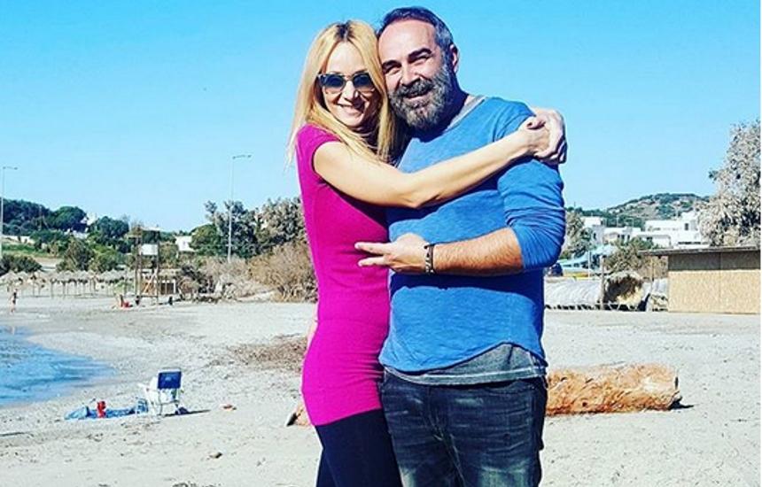 Νάταλι Κάκκαβα: Το συγκινητικό μήνυμα για τον σύζυγό της, μετά τις δύσκολες ώρες που πέρασε!   tlife.gr
