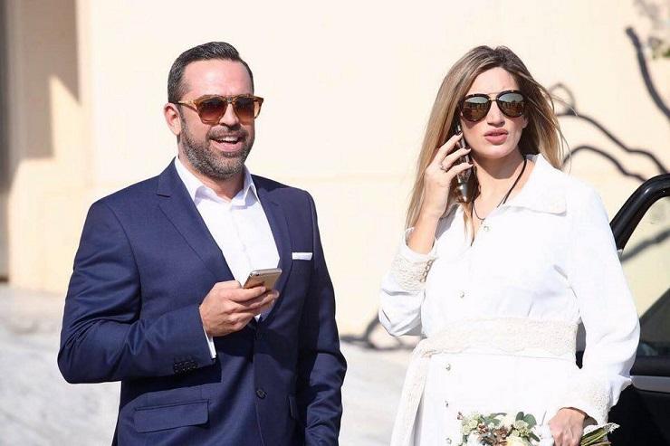 Στέφανος Κωνσταντινίδης: Έφυγε τρέχοντας από την εκπομπή γιατί γέννησε η γυναίκα του
